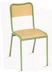 equipamiento escolar silla