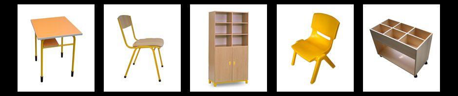 Equipamiento Escolar - Mobiliario Guarderia Infantil